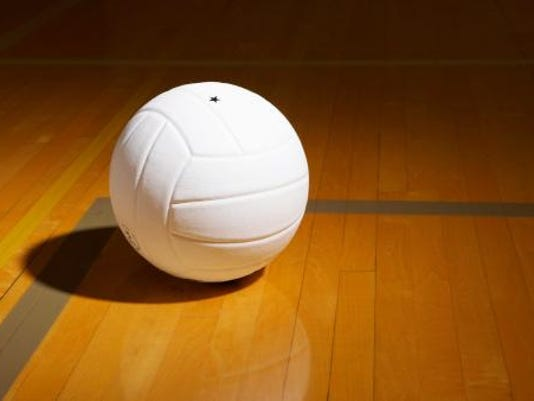 SPORTS-Volleyball