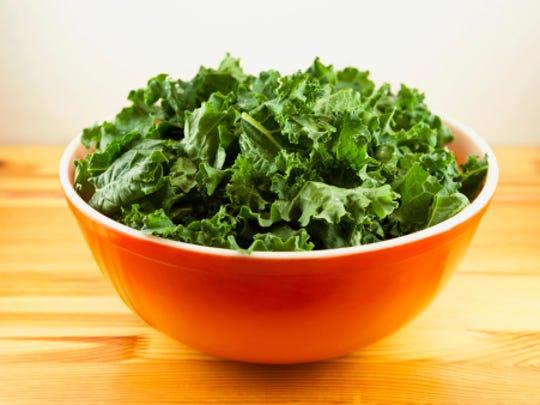 Kale is abundant at Southwest Florida farmers markets.