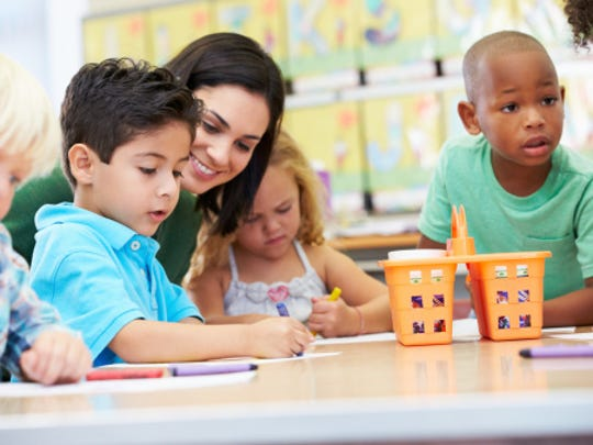 The skills, routines and pre-literacy development of preschool becomes an integral part of student development and success later.