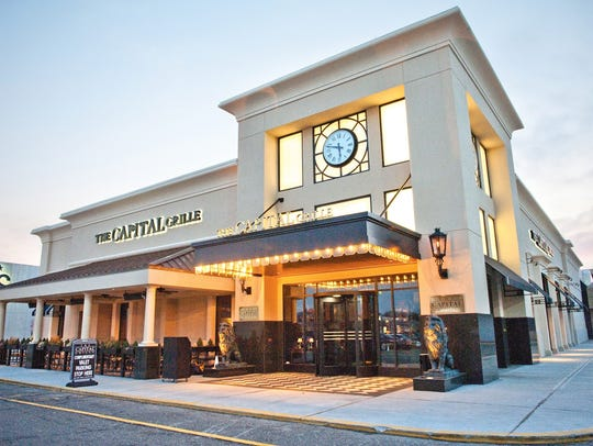 The Capital Grille in Garden State Plaza, Paramus