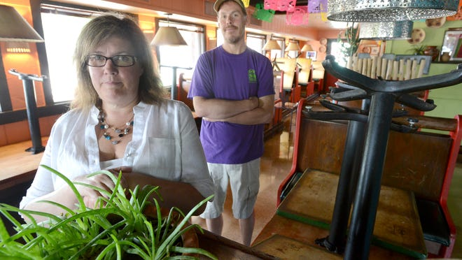Tortilla Marissa's Mexican restaurant owners Louann DeCoursey and Mike Piotraschke stand in the Fort Collins restaurant in this file photo. The restaurant scored 'excellent' on its most recent restaurant inspection.