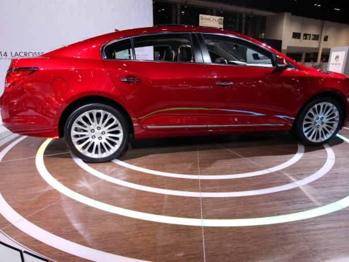 2014 Buick Lacrosse - Buick came in 9th on the 24/7 Wall St. list of cars most likely to be dumped.  Average loyalty: 29.45 percent, the publication found.