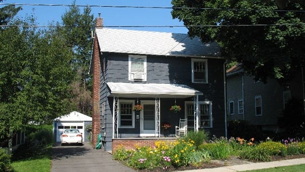 25 Laurel Ave. in Binghamton was sold for $123,700 on March 24.