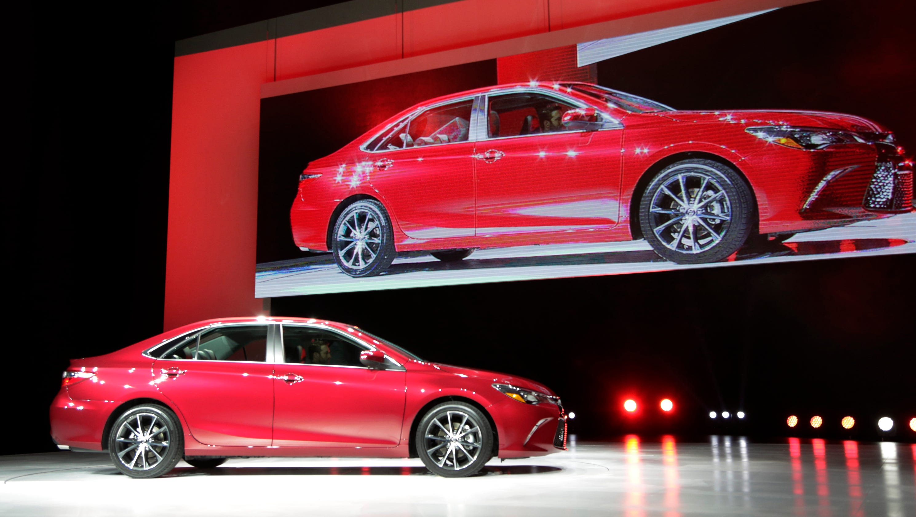 Japan\'s Toyota has the most made-in-the USA car: Camry