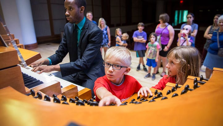 PHOTOS: Ball State's Community Campus Experience shows off BSU's best