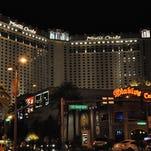 Monte Carlo Hotel & Casino in Las Vegas, Nevada.