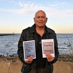 Port Clinton native Tom Engler has written and published two books in between his work as a truck driver.