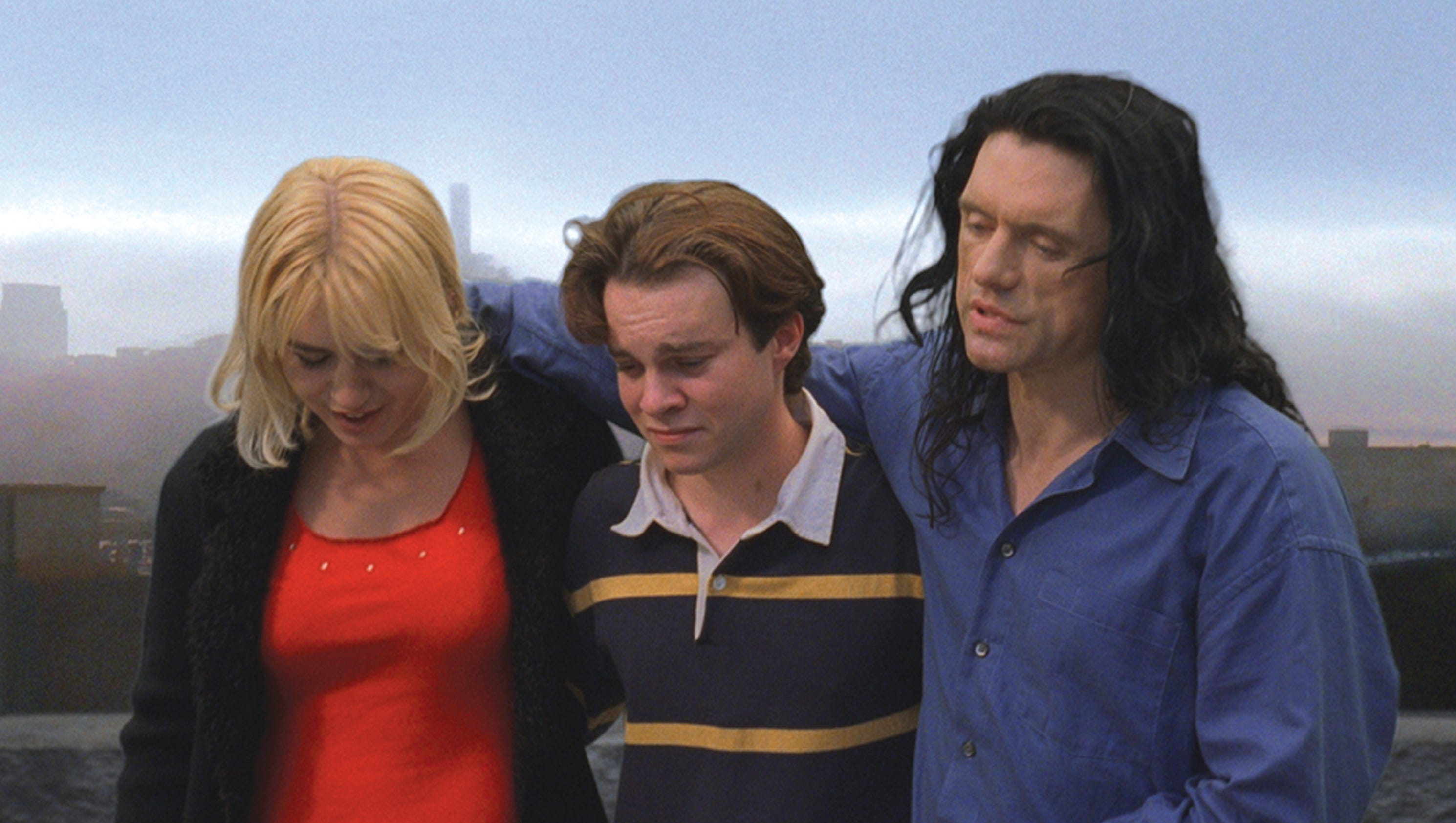 Oh Hi Here S James Franco As The Room S Tommy Wiseau