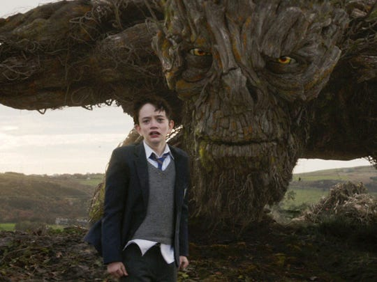 """Lewis MacDougall plays a bullied boy who gets some big help in """"A Monster Calls."""""""