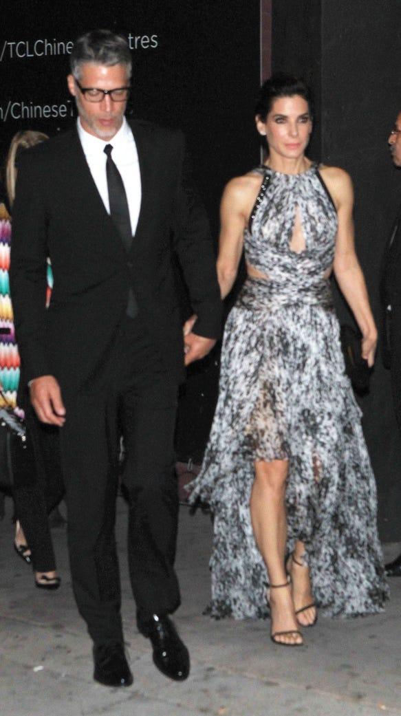 Sandra Bullock steps o... Sandra Bullock Boyfriend