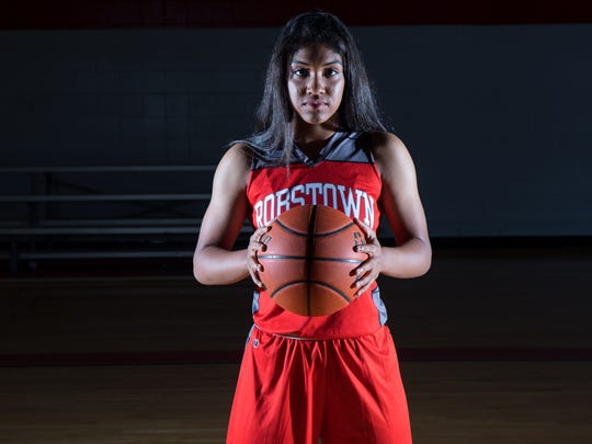 Robstown's Kiara Hawkins is All-South Texas Girls Newcomer of the Year