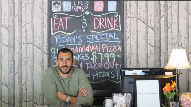 """""""I don't want it to be an expensive place. I just want to serve great food,"""" says Jorge Alem of his plans as the new owner of Ventura Spaghetti Co. in midtown Ventura. Alem also owns Ojai Beverage Co."""