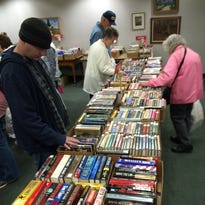 Morrisson-Reeves Library plans winter book sale