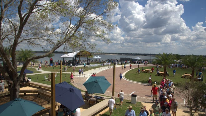 Babcock Ranch is inviting everyone to twice a week free live music performances at the band shell at Founder's Square.