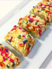 Birthday Cake Rugelach is the latest holiday creation