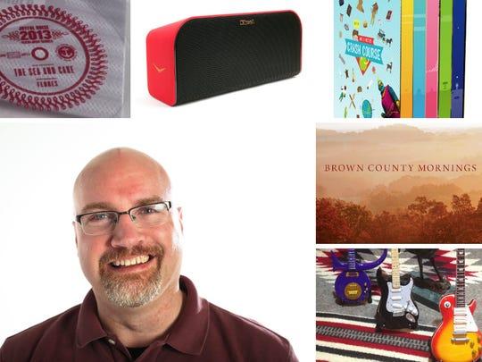 David Lindquist shares his holiday picks.
