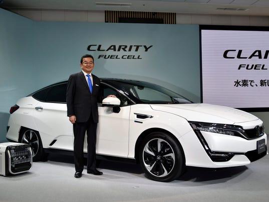 EPA JAPAN HONDA FUEL CELL CAR EBF COMPANY INFORMATION JPN TO