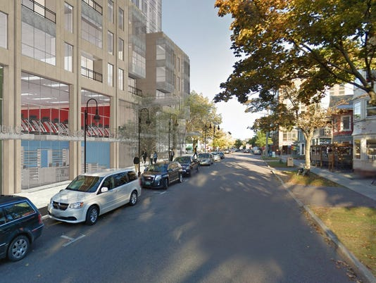 Bank Street Looking East