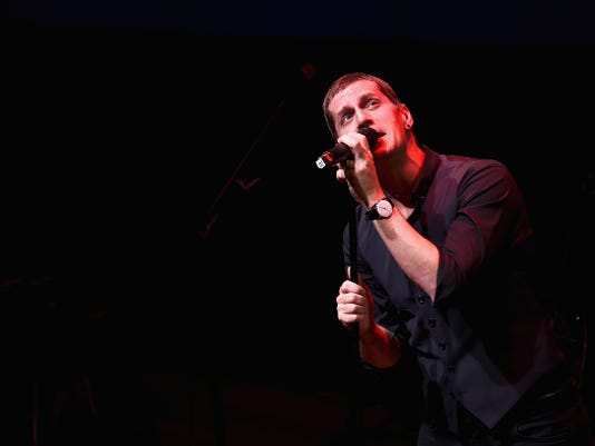 Evening With Rob Thomas To Benefit Sidewalk Angels At Samsung 837