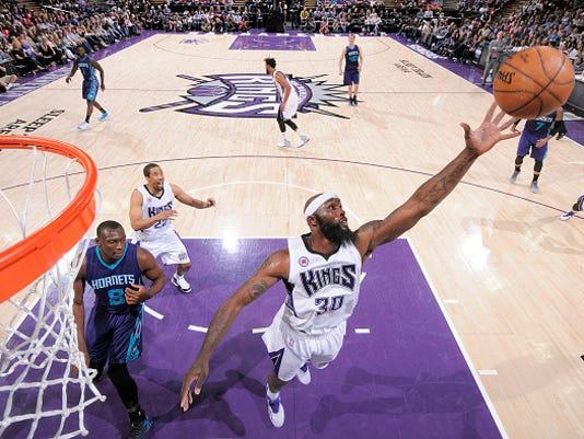 Charlotte Hornets v Sacramento Kings