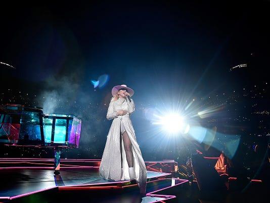 "Lady Gaga ""Joanne"" World Tour - New York - Night 1"