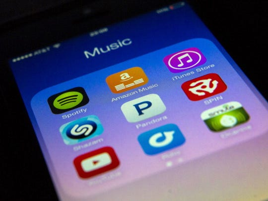 A wide variety of personal information can be stored when you connect your phone to a rental car. This includes the logins for your music streaming apps, including Spotify and Pandora.