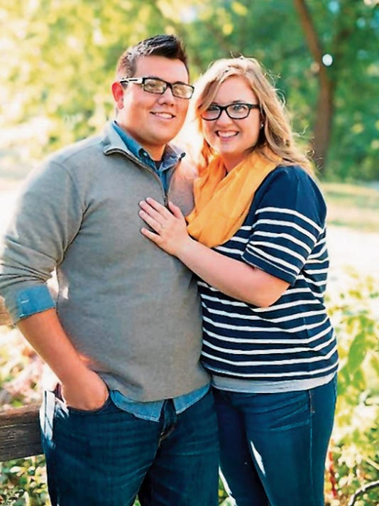 Dylan and April Barrera were married March 7 and moved to Carlsbad from Sand Springs, Okla., after their honeymoon.