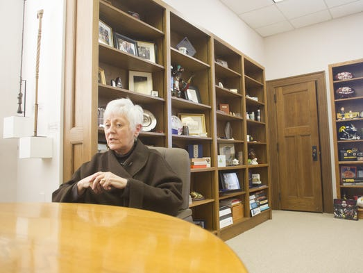 University of Iowa President Sally Mason reflects on