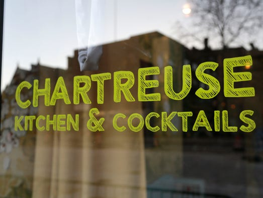 Chartreuse Kitchen & Cocktails is located  inside the