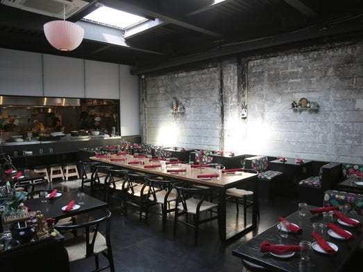 Best new restaurant 1 katoi detroit for Dining room 95 hai ba trung