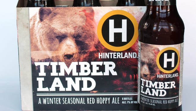 Timberland red ale