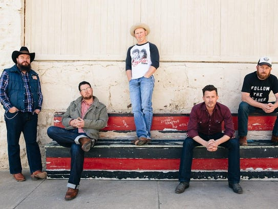 Turnpike Troubadours are among the acts for 2017 Red