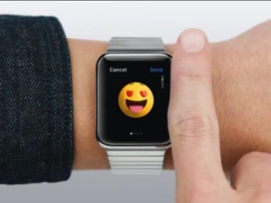 Applewatchemoji