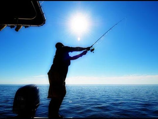 Two License Free Fishing Weekends In June