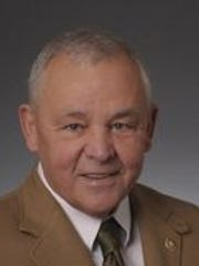 Roger Vickers passed away July 23, 2015, after serving as Marion County Sheriff for seven years. The Marion County Quorum Court appointed his wife Joan Vickers to serve out his term.