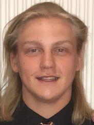 Riley Carroll, Arlington boys lacrosse
