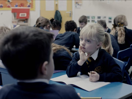 "From England, the drama ""The Silent Child"" is about a ""profoundly deaf"" young girl."