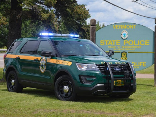 The Vermont State Police.