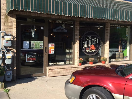 The Shinery will open in downtown De Pere on Friday.