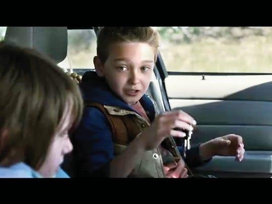 James Freedson-Jackson starred alongside Kevin Bacon