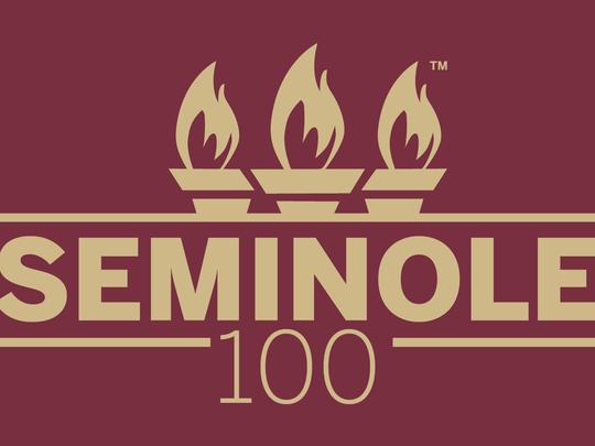 Seminole 100 logo