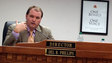 Sumner Director of Schools Del Phillips presents 2018-19 budget
