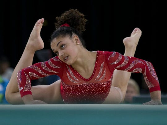 Laurie Hernandez Became A Fan Favorite Because Of Her