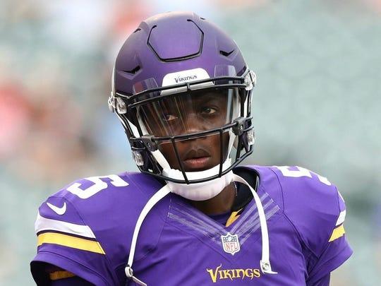 Minnesota Vikings quarterback Teddy Bridgewater it