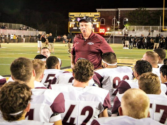 This season is the first one to start with three consecutive losses for coach Greg Toal, standing, since he took over at Don Bosco.