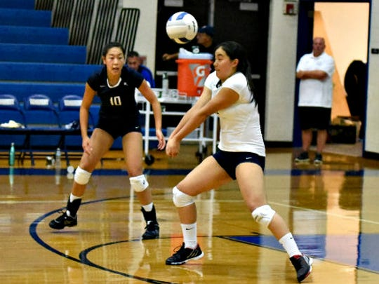 Kelly Chen and NV/Old Tappan continue to hold the No. 2 spot in girls volleyball rankings.