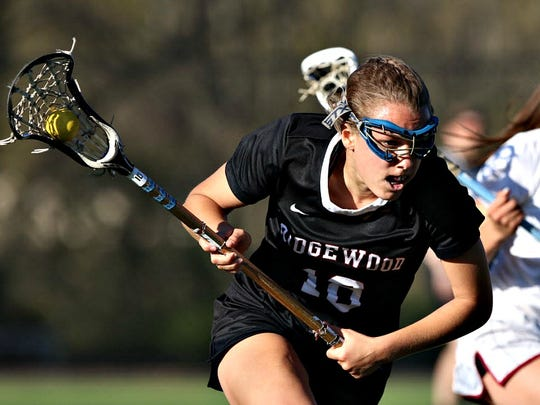 Hannah Cermack is a key part of a Ridgewood team that is seeking yet another state title in girls lacrosse.