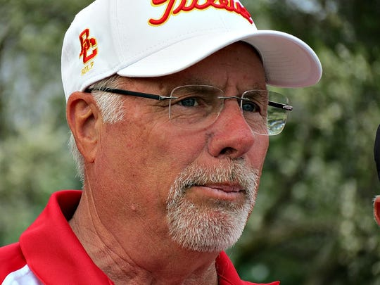 Bergen Catholic golf coach Jim Jacobsen earned his 1,100th career victory.