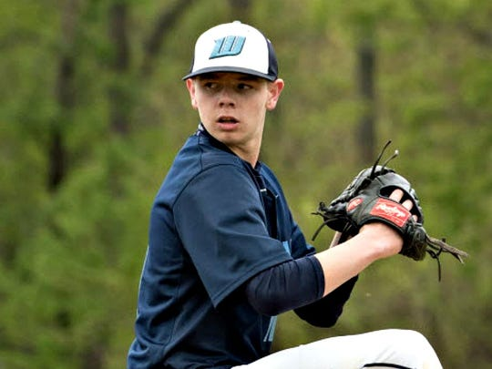 Spencer McNamara has a North Jersey-best 42 RBI for the Warriors. He also is 3-1 on the mound in six starts.