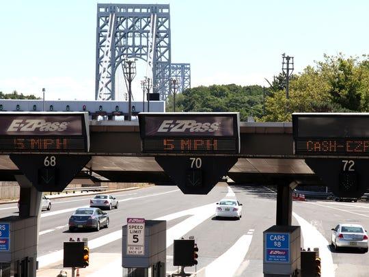 The George Washington Bridge is one of the most profitable
